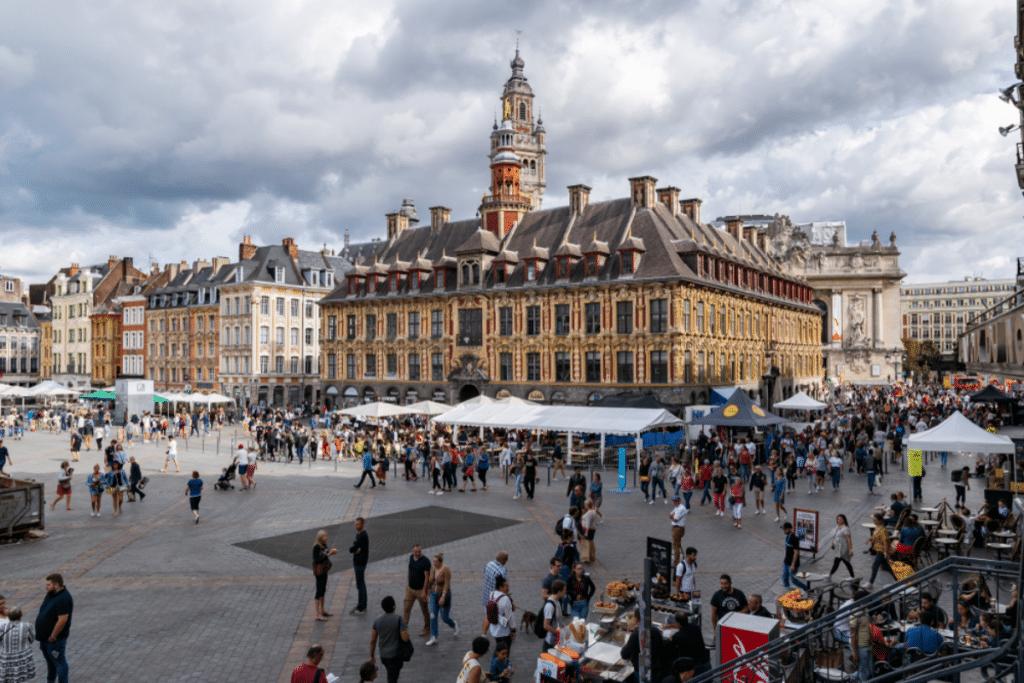 La grande braderie de Lille 2021 pourrait être annulée…