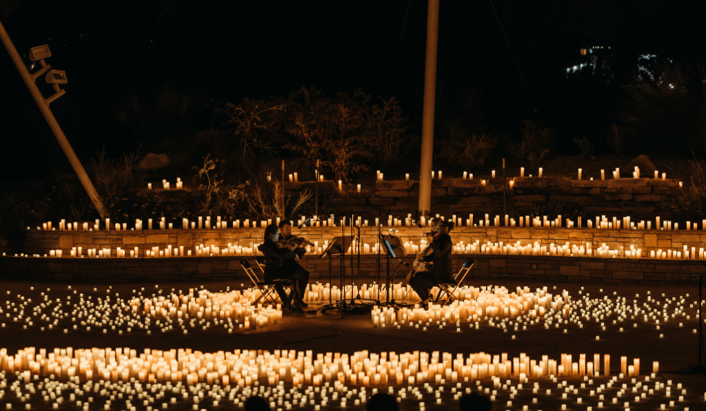Candlelight Open Air investit un haut lieu de la culture à Lille !