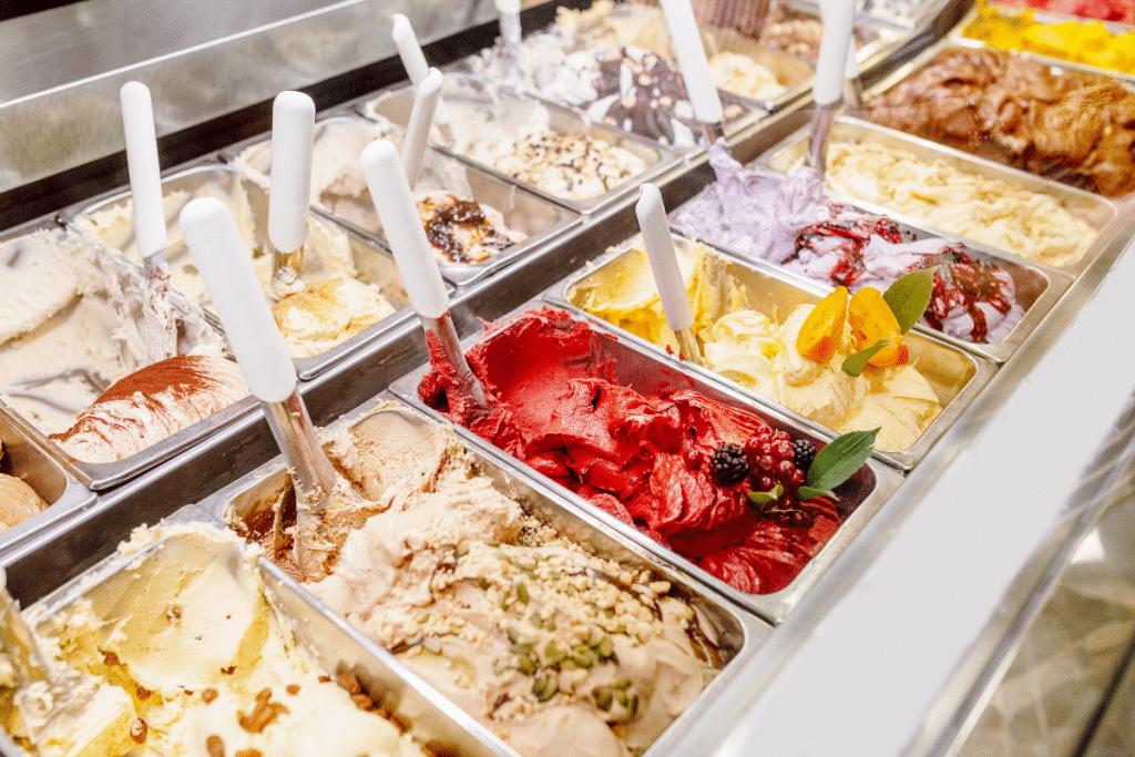 Top 5 des meilleures glaces de Lille !