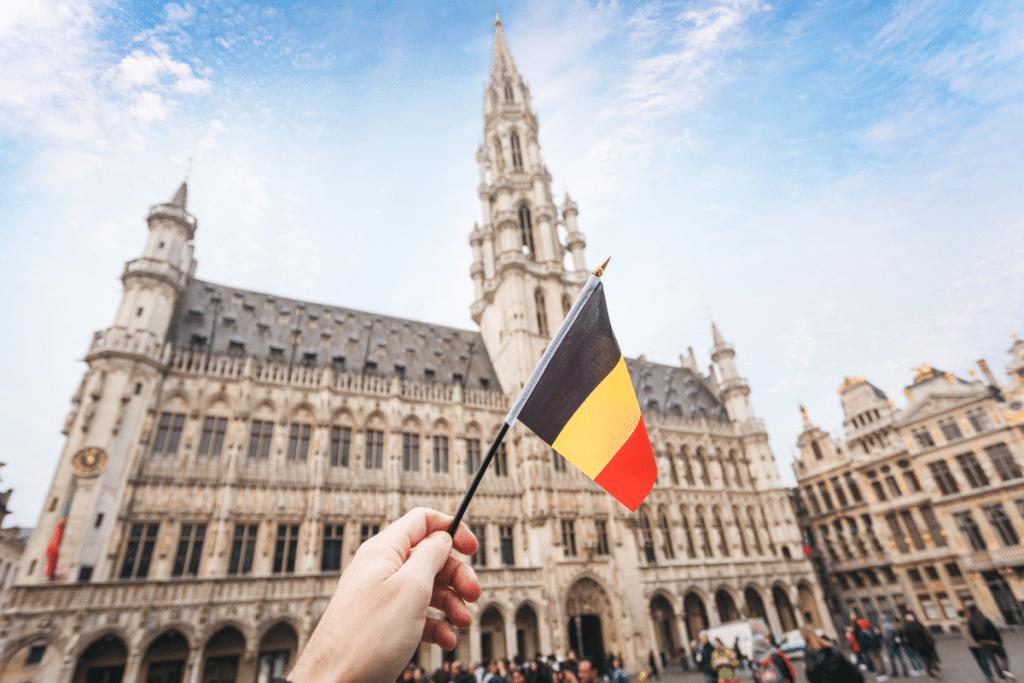 Du 17 au 21 juillet, Lille fête les belges !