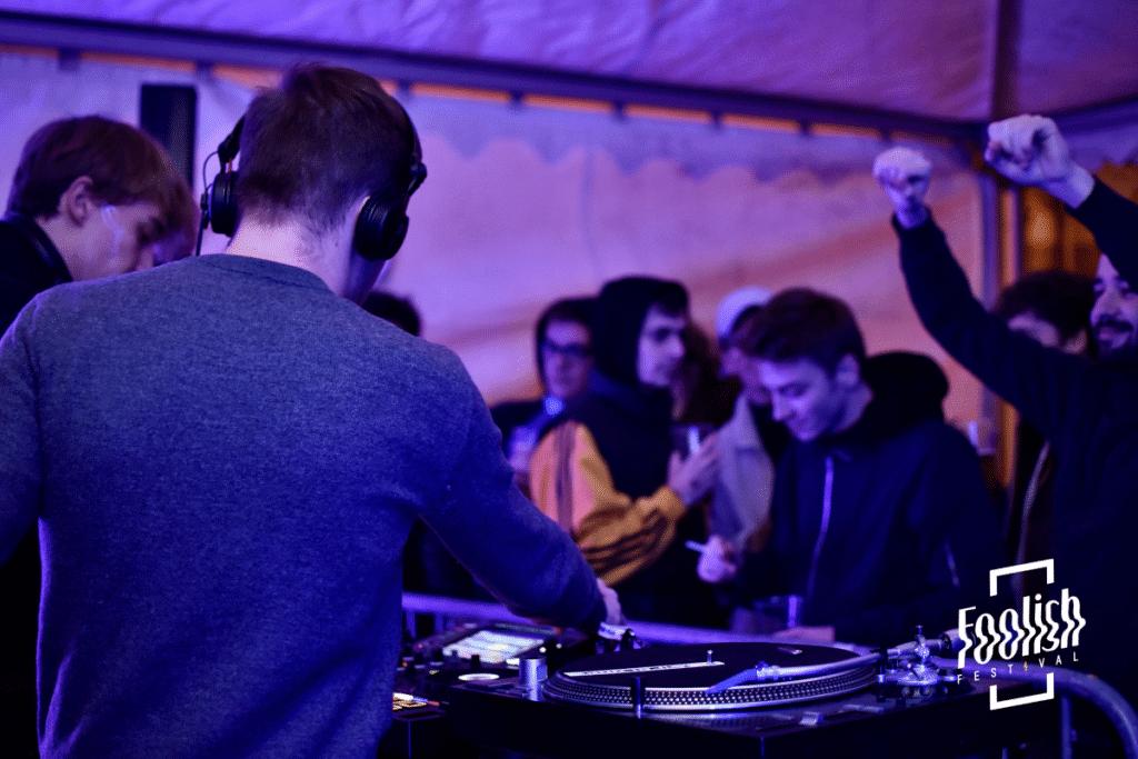 Foolish Festival : l'association lilloise sort une mixtape électro sur le thème de la Révolution !