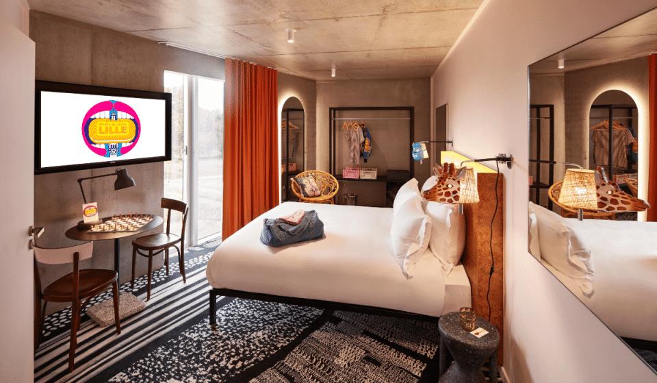 L'Hôtel Mama Shelter Lille vous invite à des nuits coquines avec cocktails, petit dej' et Box sexy !