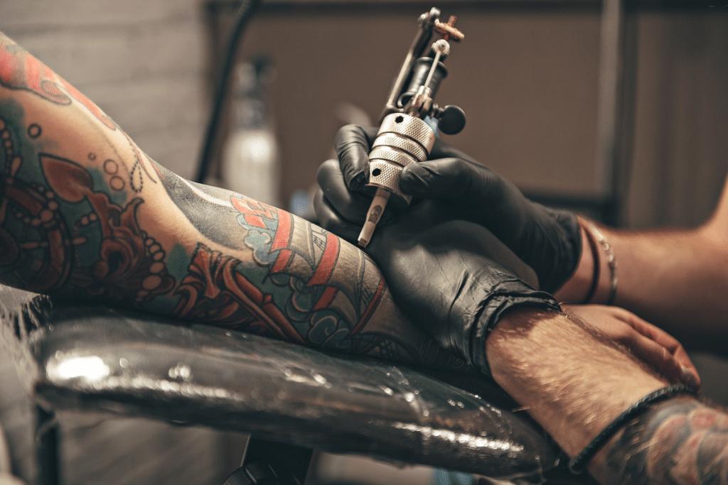 La Convention Internationale du tatouage débarque ce week-end au Grand Palais !