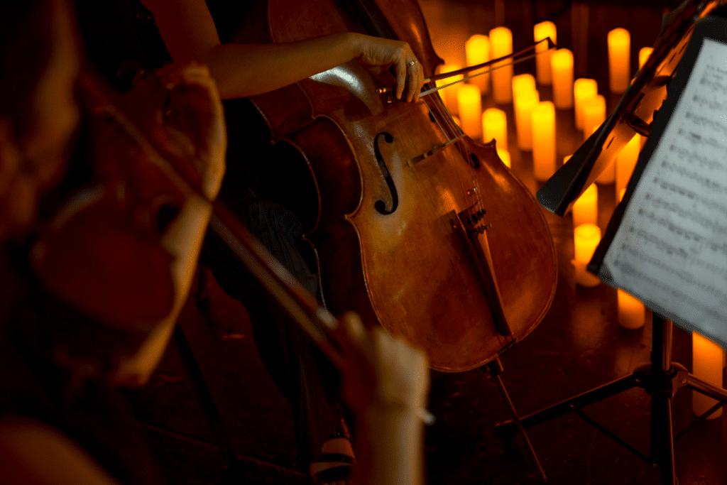 Candlelight met en lumière les 4 Saisons de Vivaldi à l'Église Saint-Maurice !