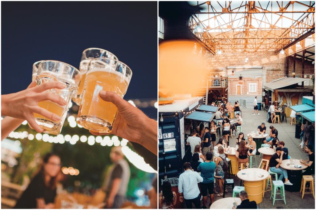 La Fête de la Bière débarque à la Friche Gourmande ce week-end !