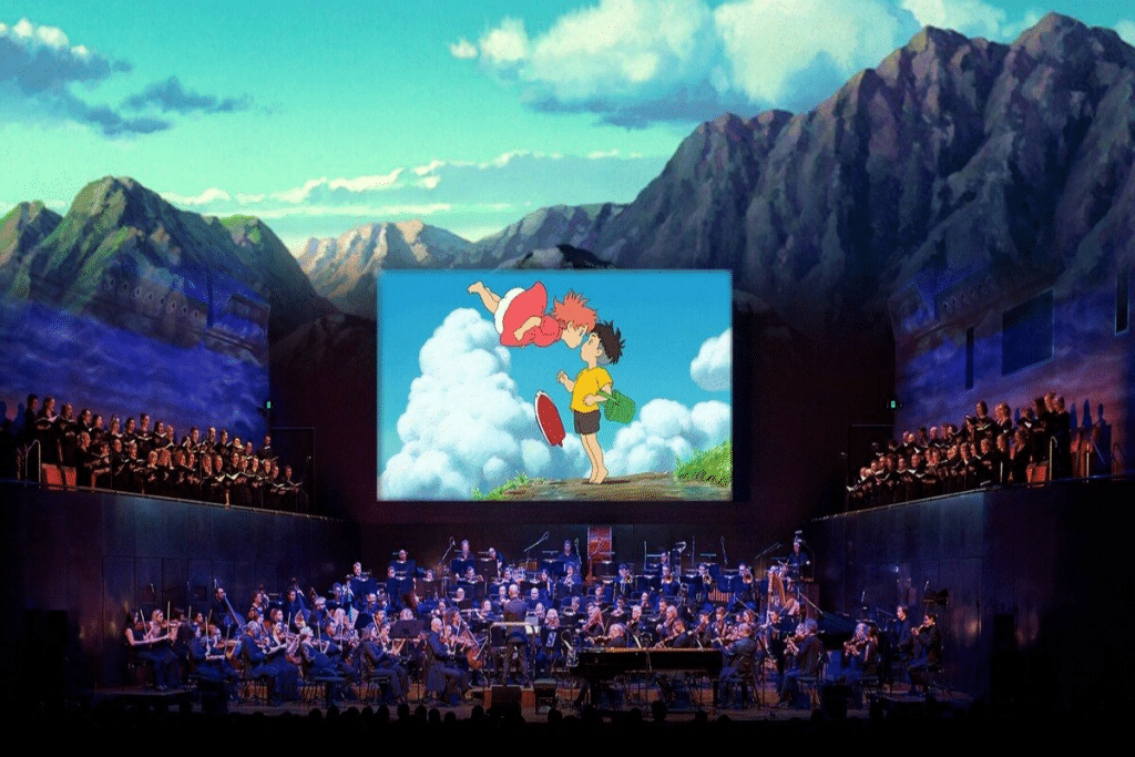 concert symphonique films miyazaki joe hisaishi