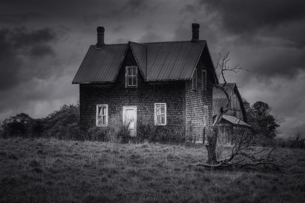 Maison hantée Hallowen