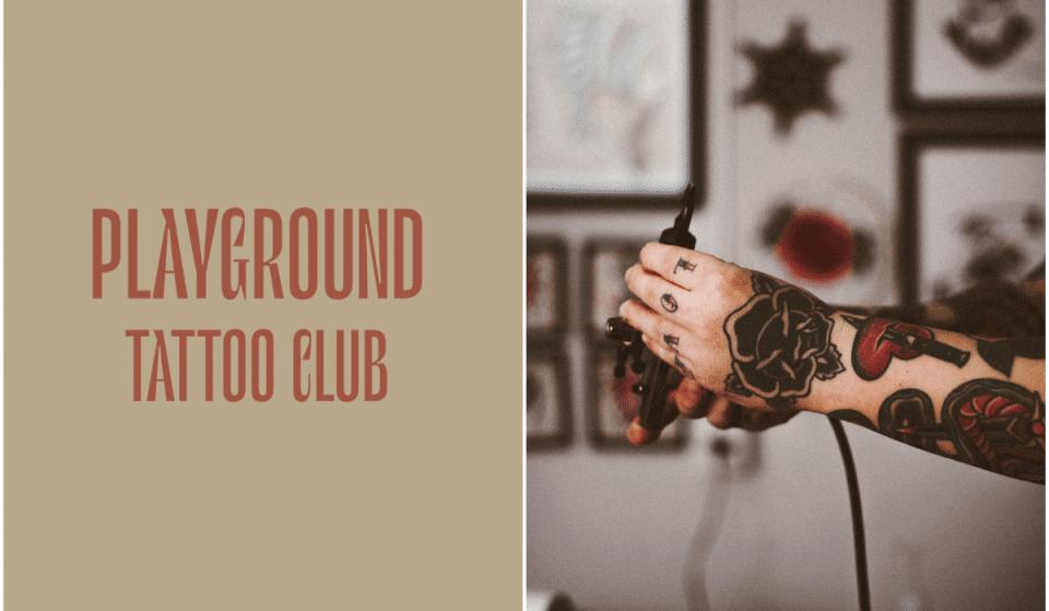 Ce week-end, des artistes tatoueurs de Marseille débarquent au Grand Playground !