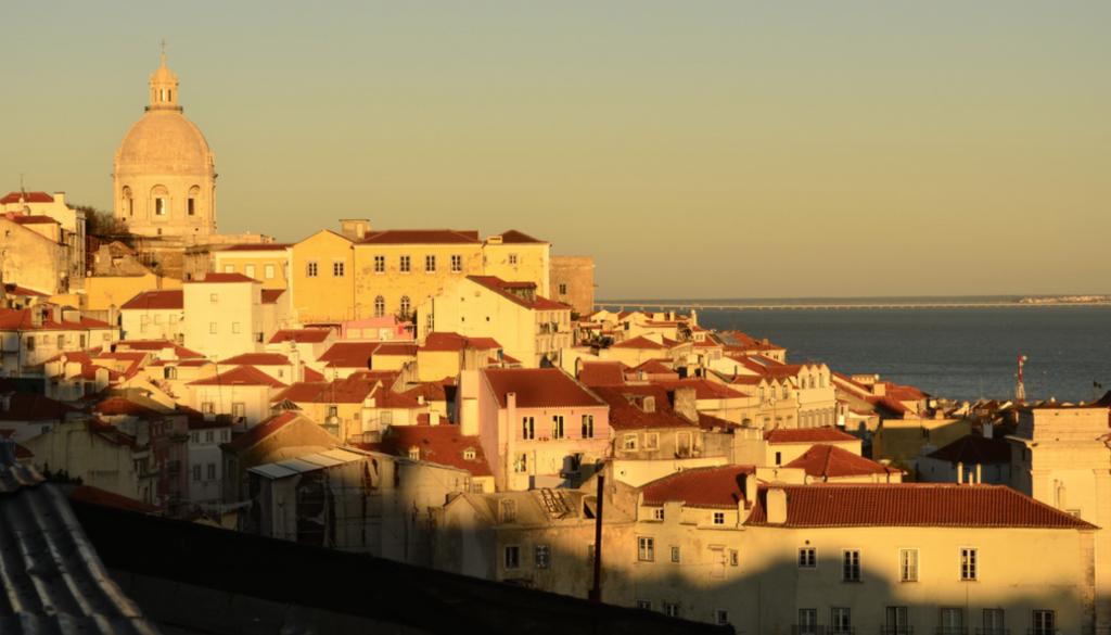 10 momentos em que o céu de Lisboa se mostrou incrível