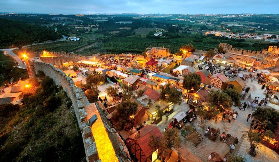 Em Óbidos, o Festival Latitudes une literatura e viajantes