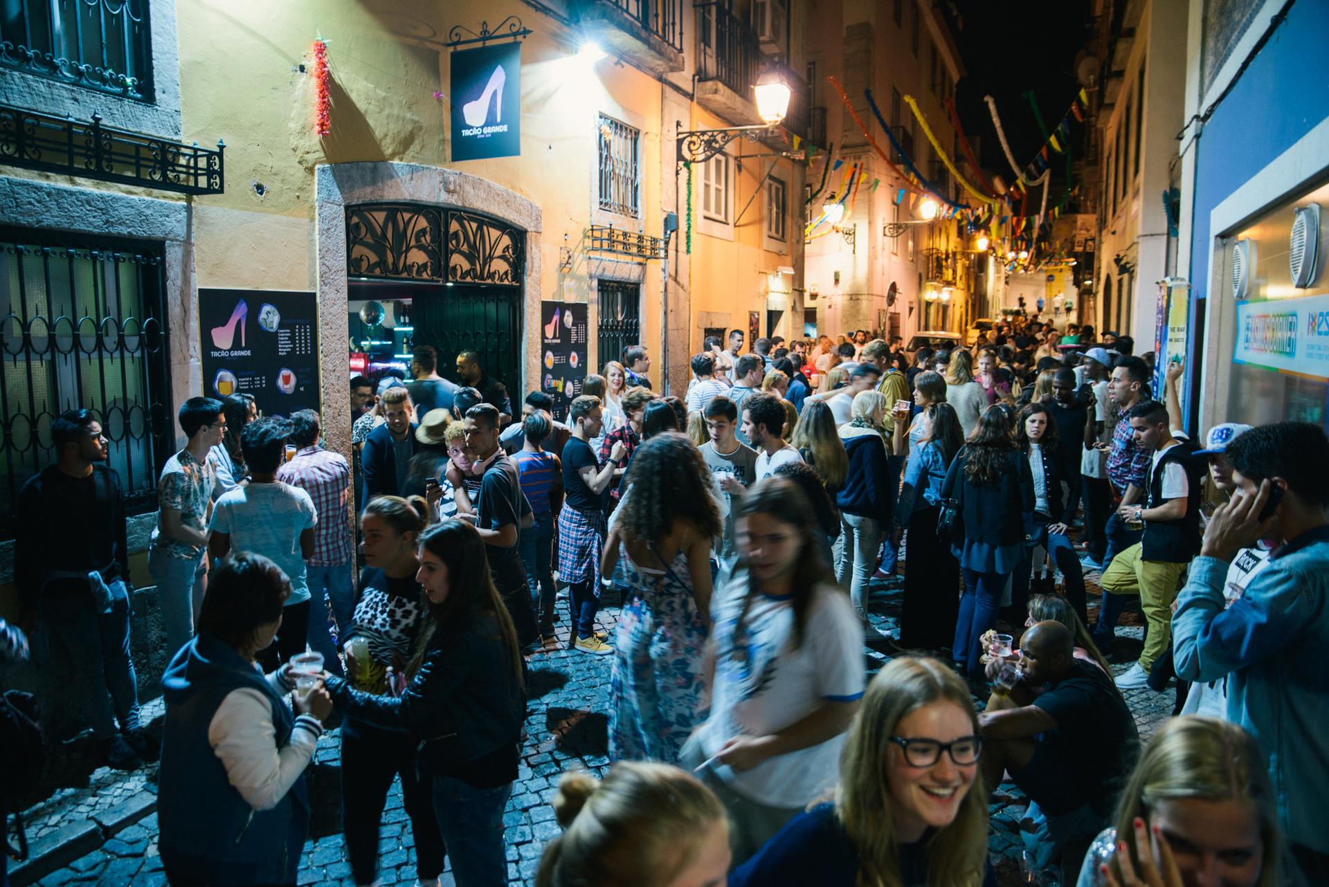 Erasmus Corner: a esquina que reúne estudantes de todo o mundo