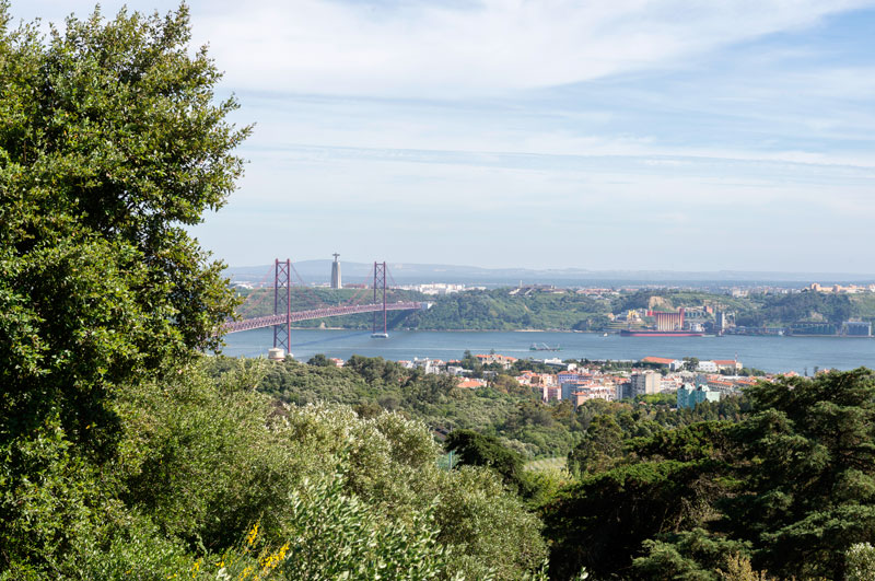 Que tal um circuito por 10 miradouros de Lisboa Ocidental?