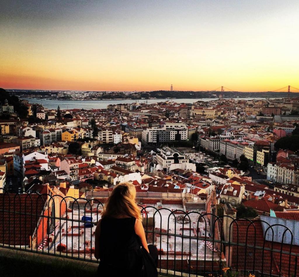 19 miradouros de Lisboa