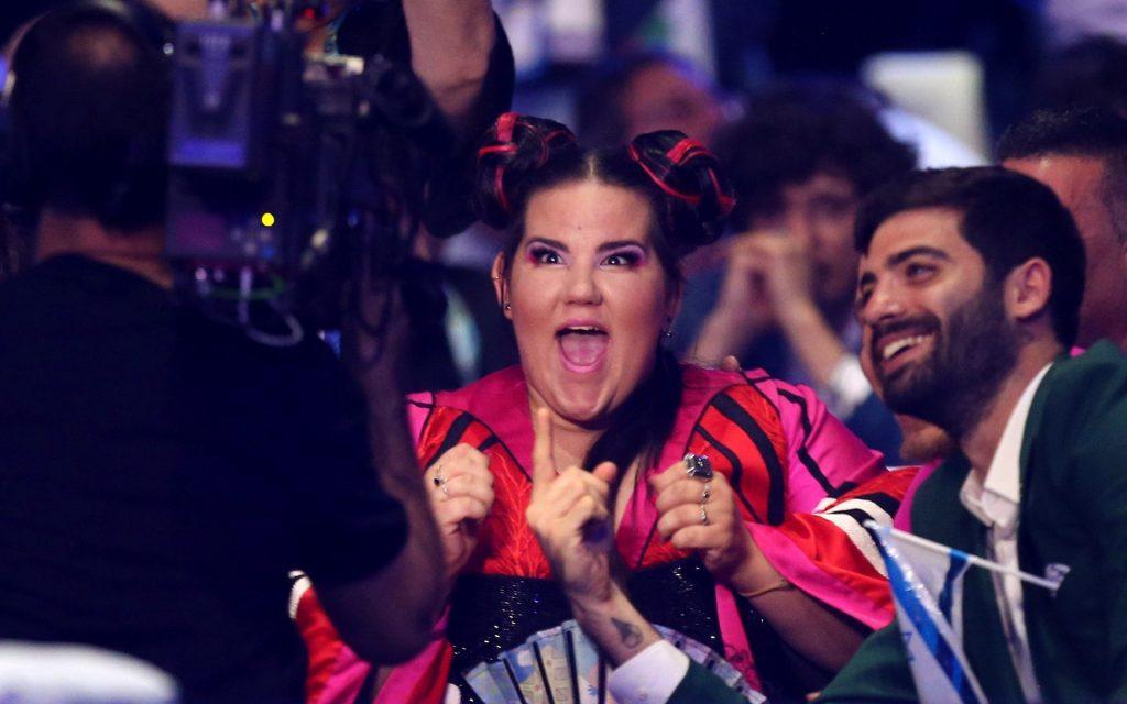 Os melhores memes da final da Eurovisão 2018