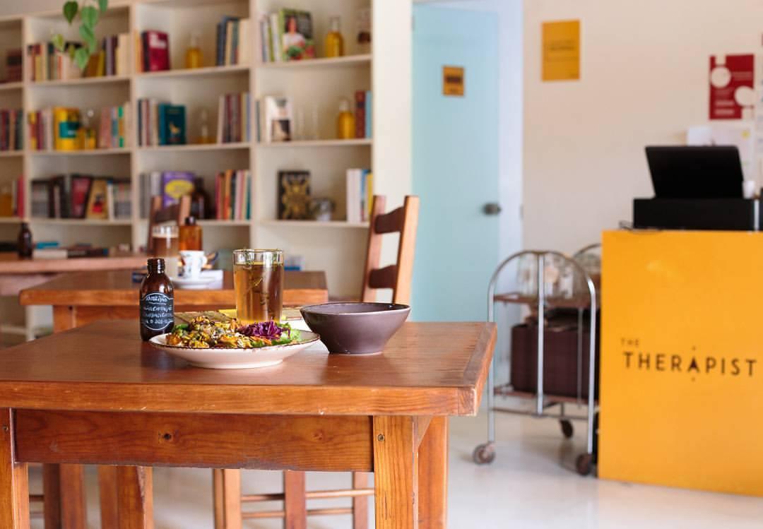 Vem conhecer o The Therapist, o centro do bem-estar de Lisboa