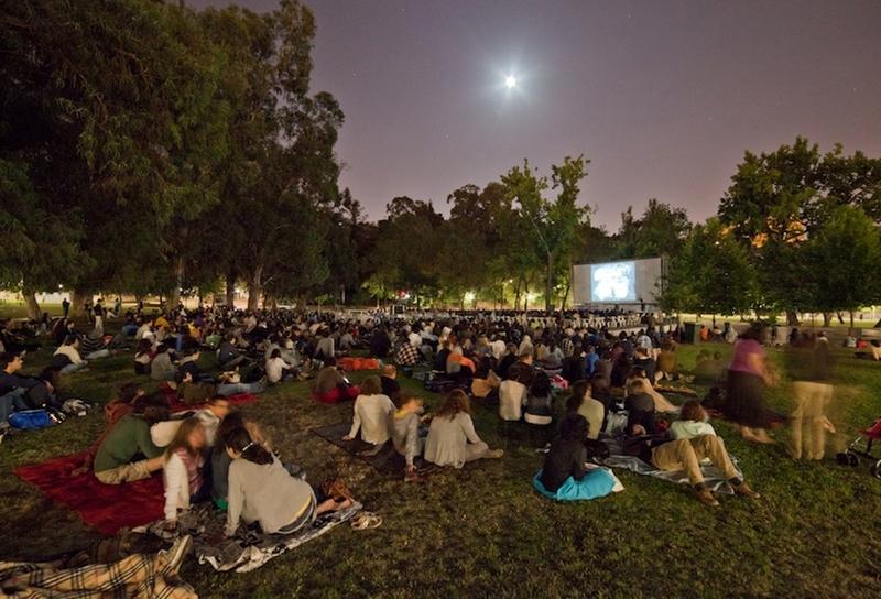 Arranca a 6ª edição do Cinema ao Ar Livre em Oeiras