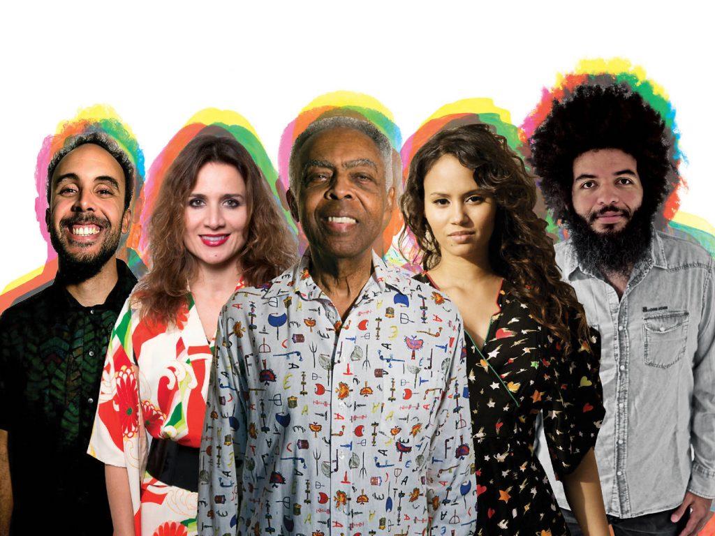 Gilberto Gil encerra as Festas de Lisboa com concerto grátis