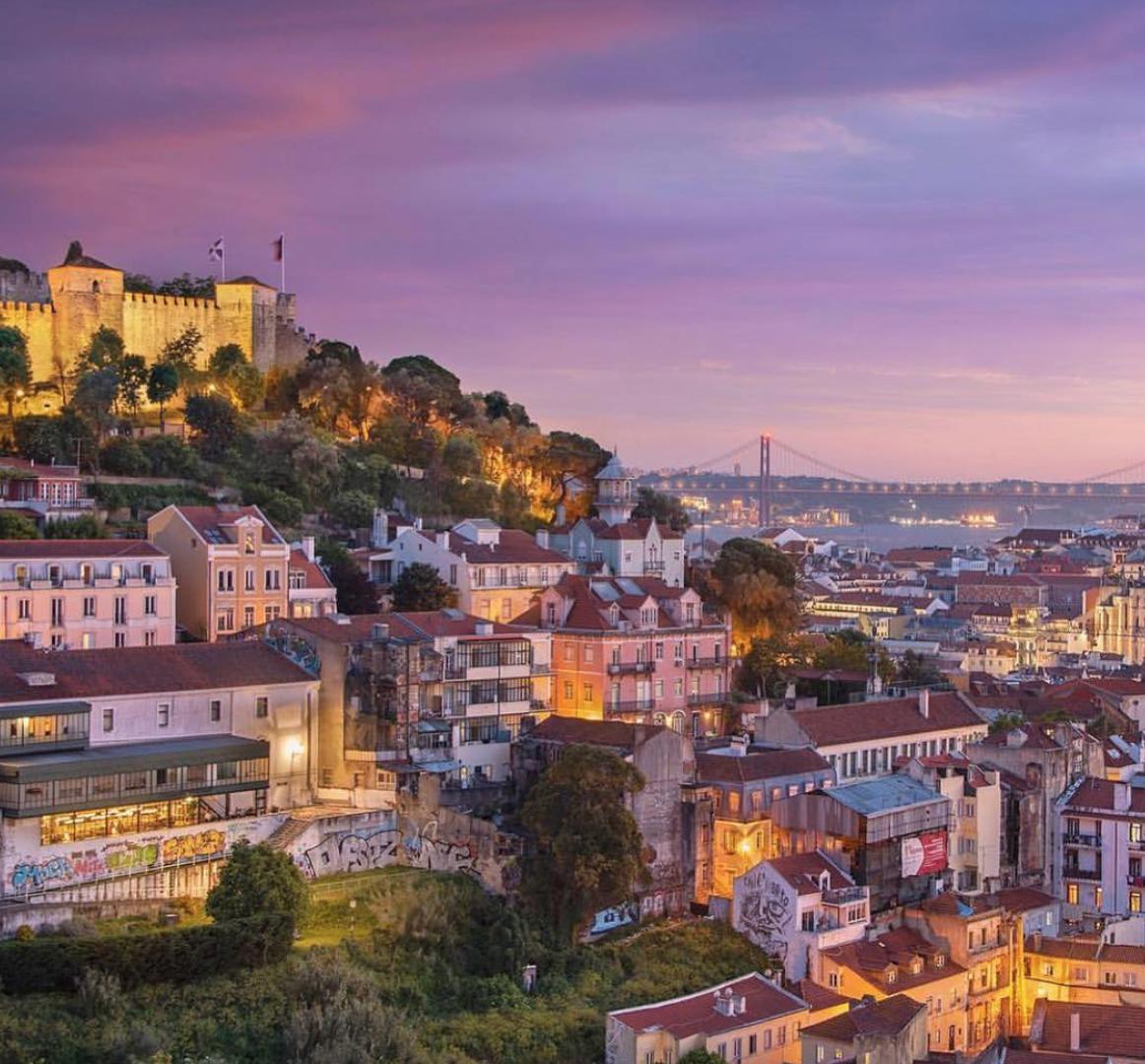 12 horas em Lisboa
