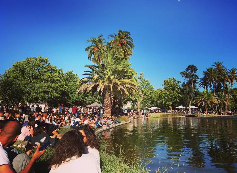 O jardim mais comprido de Lisboa tem novo nome: Jardim Mário Soares