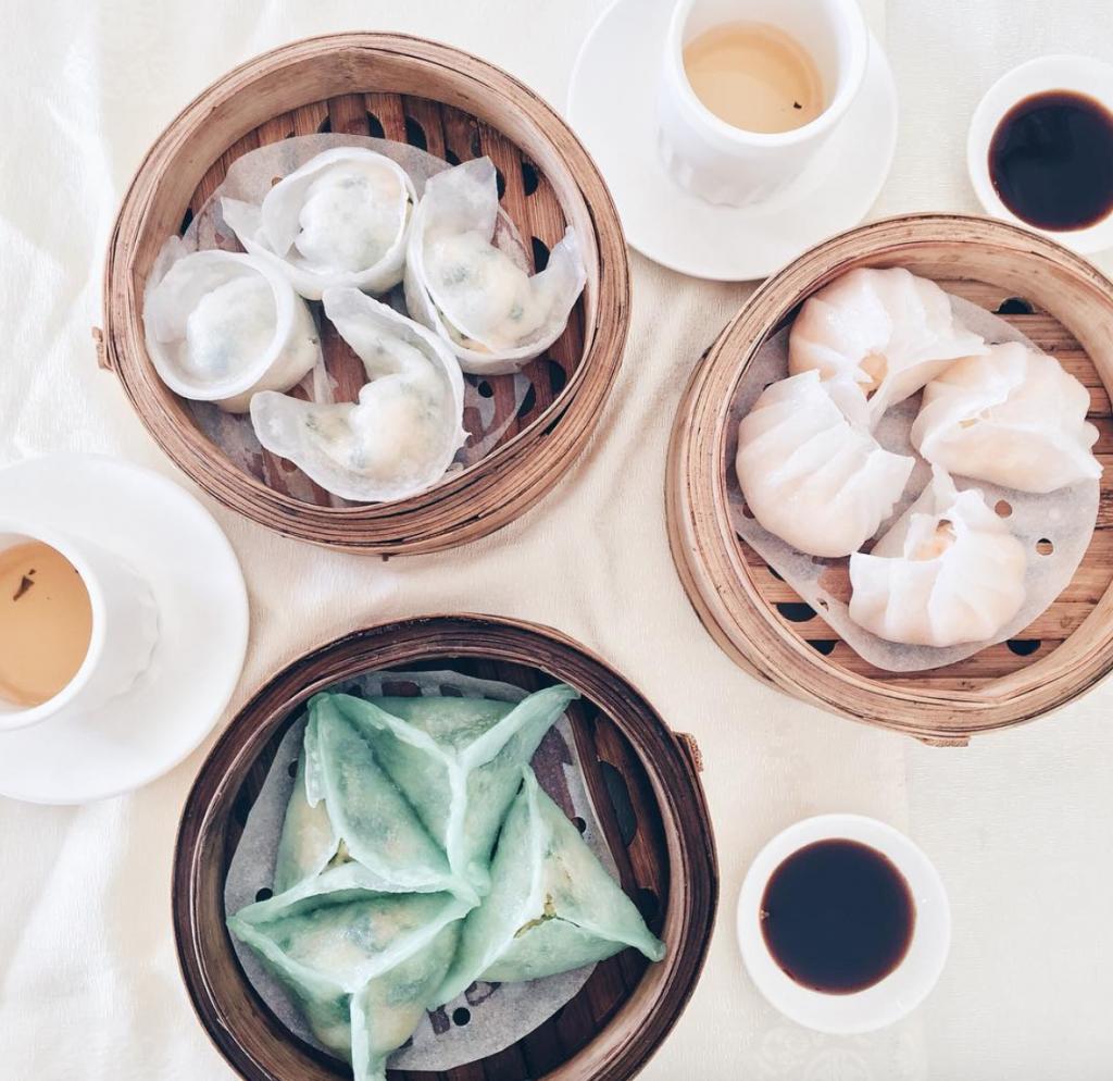 Dim Sum, comida chinesa da mais alta qualidade