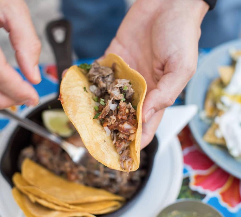 A verdadeira comida mexicana de rua está no Cais do Sodré