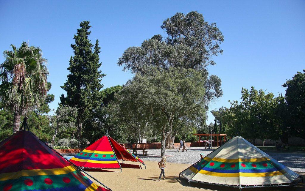 Estes são os 12 parques infantis mais fixes de Lisboa