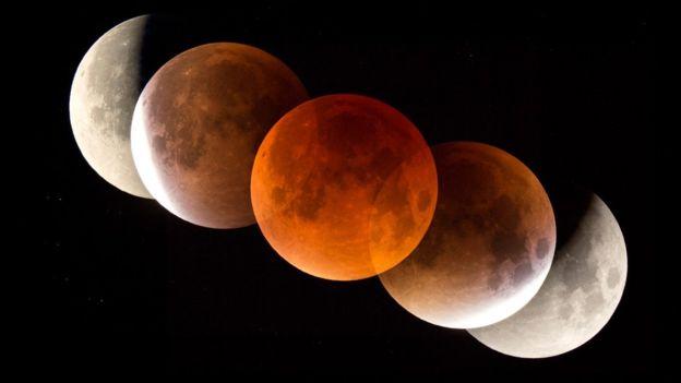 O mais longo eclipse lunar acontece na noite de hoje!