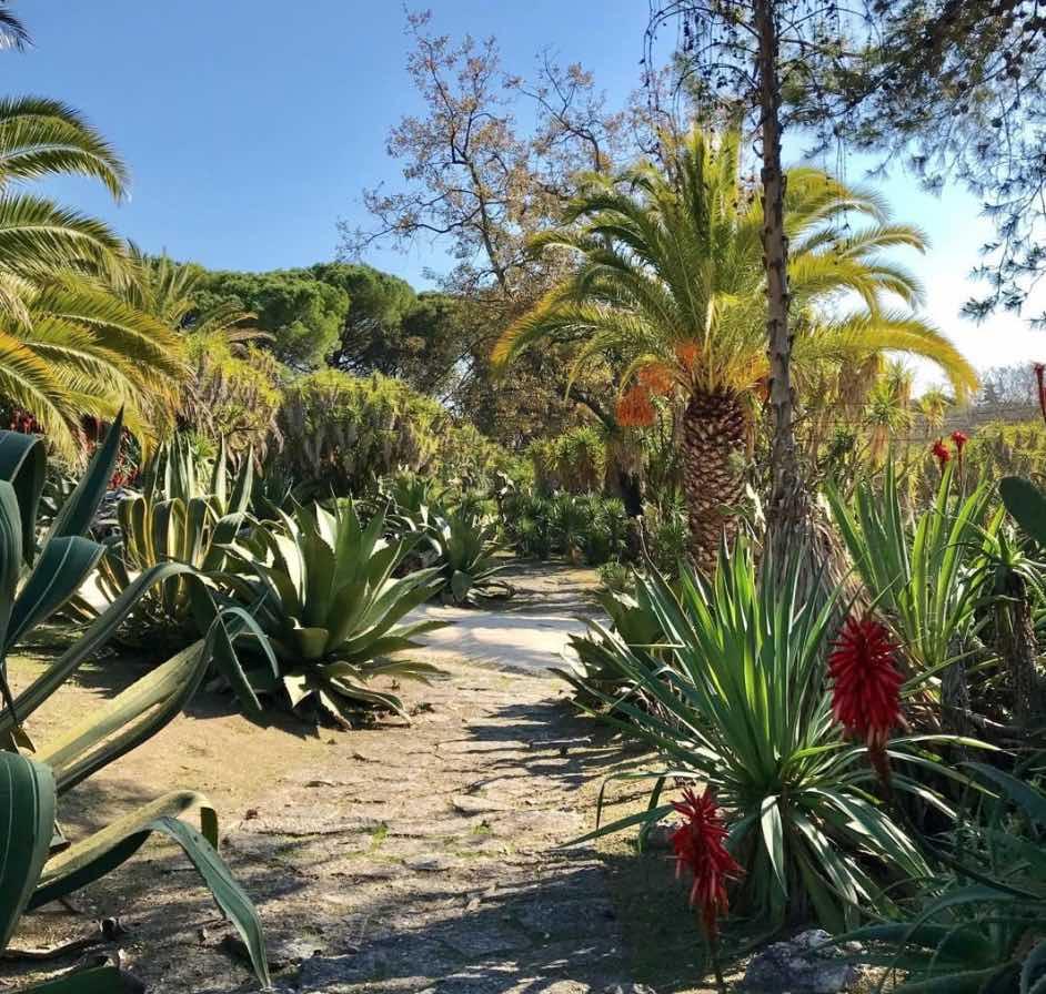 Três jardins que nós adoramos