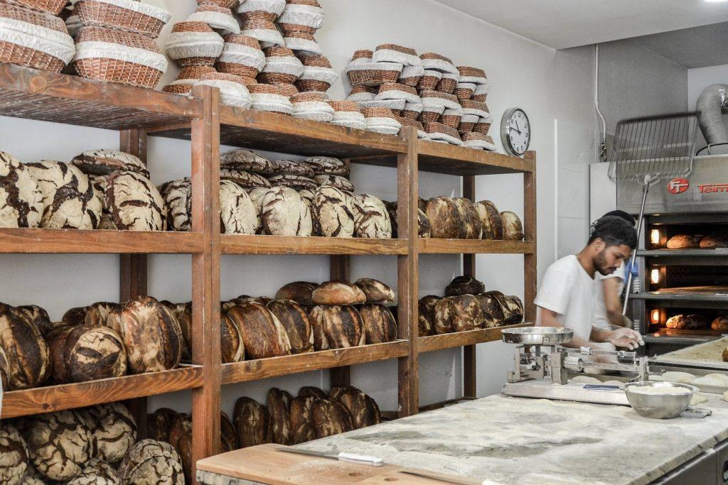 """Gleba, a padaria que não tem """"medo"""" do glúten"""