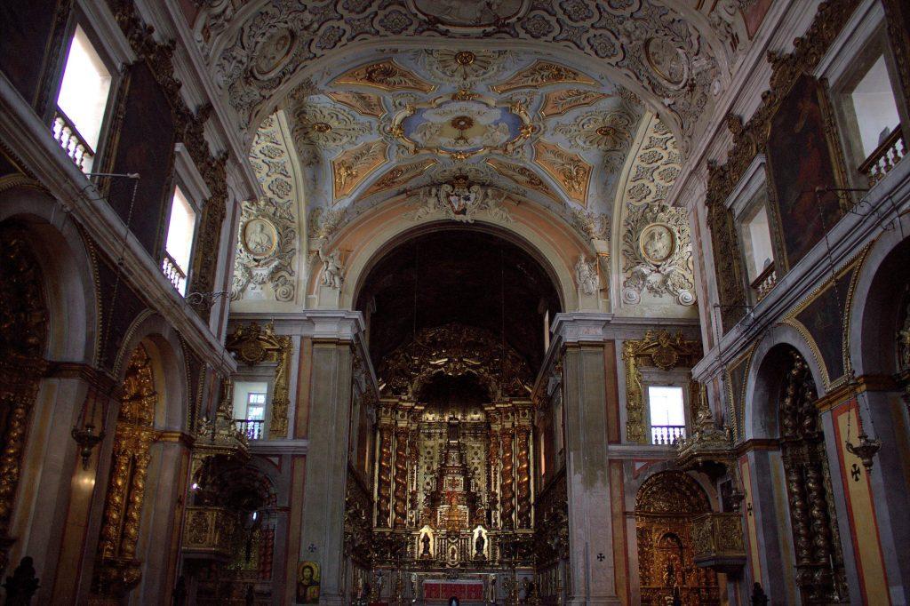 As igrejas mais bonitas de Lisboa