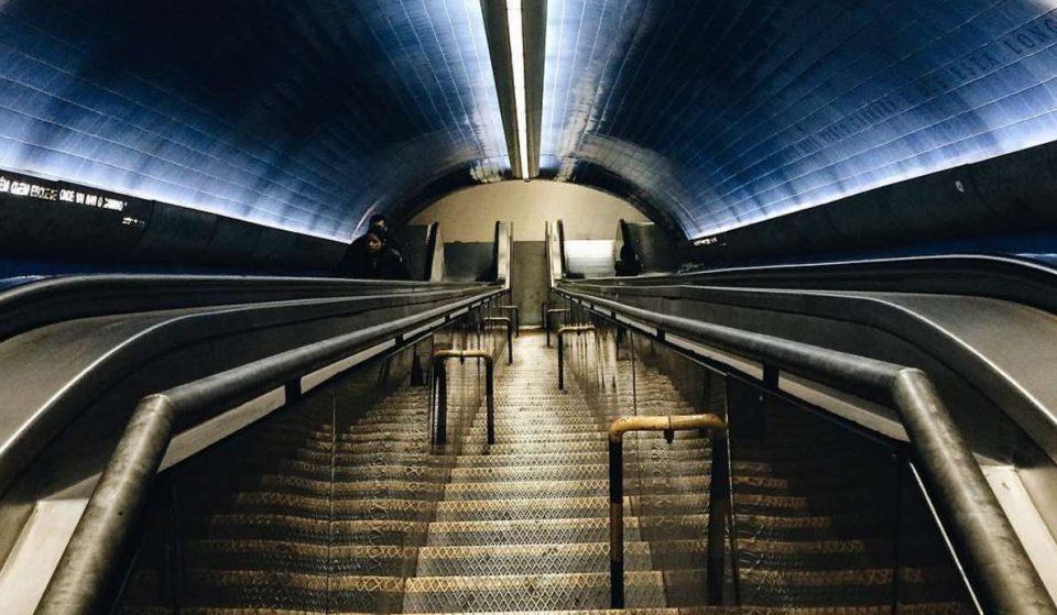 Visita guiada pelo Metro – história, arte e arquitetura
