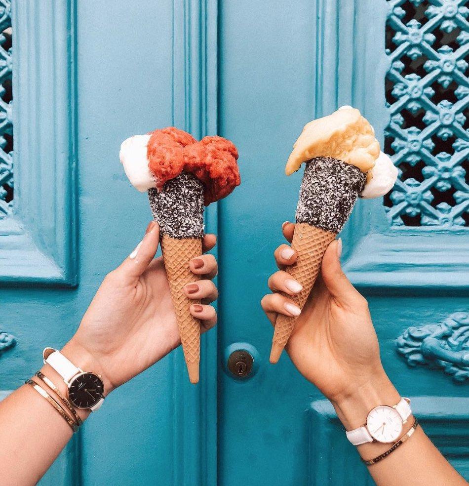 A nossa declaração de amor pelos gelados da Nannarella