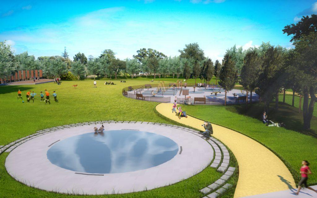 Vem aí o Parque das Artes e do Desporto, na Amadora