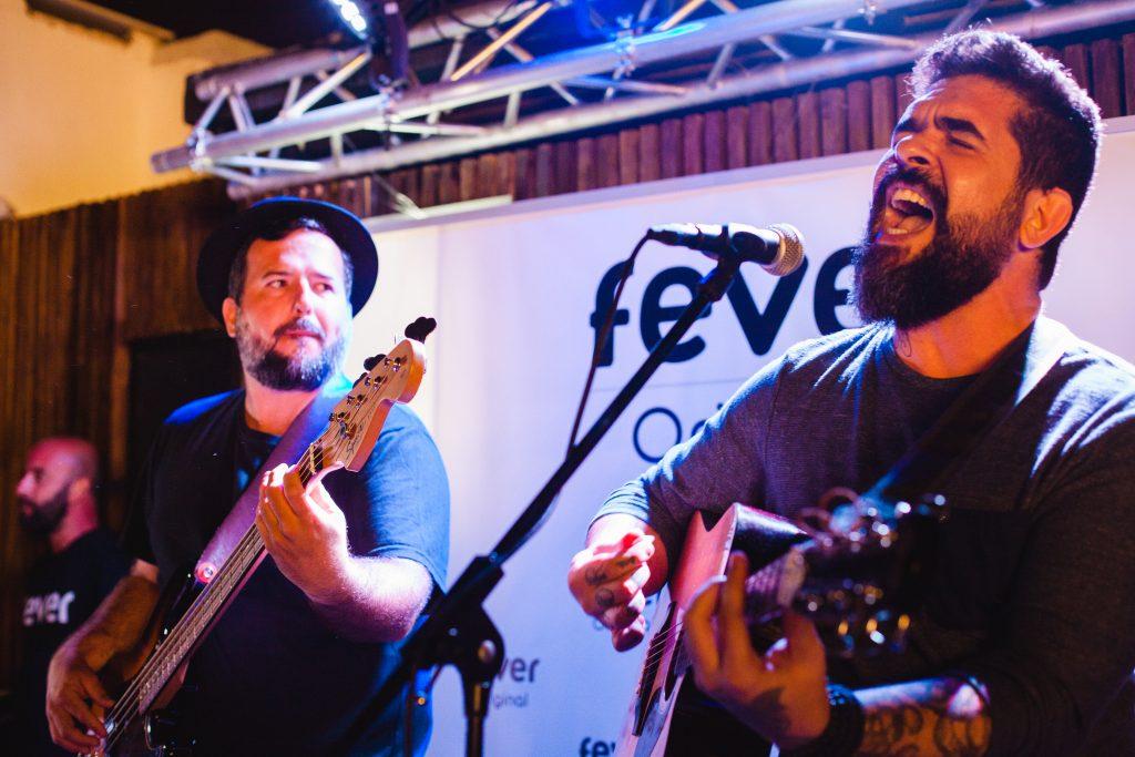Acústicos Fever: edição especial dá música à semana da Web Summit