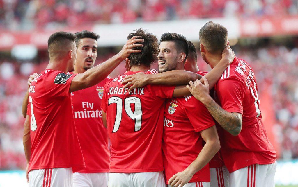 """O Benfica vai """"jogar"""" debaixo da pala do Pavilhão de Portugal"""