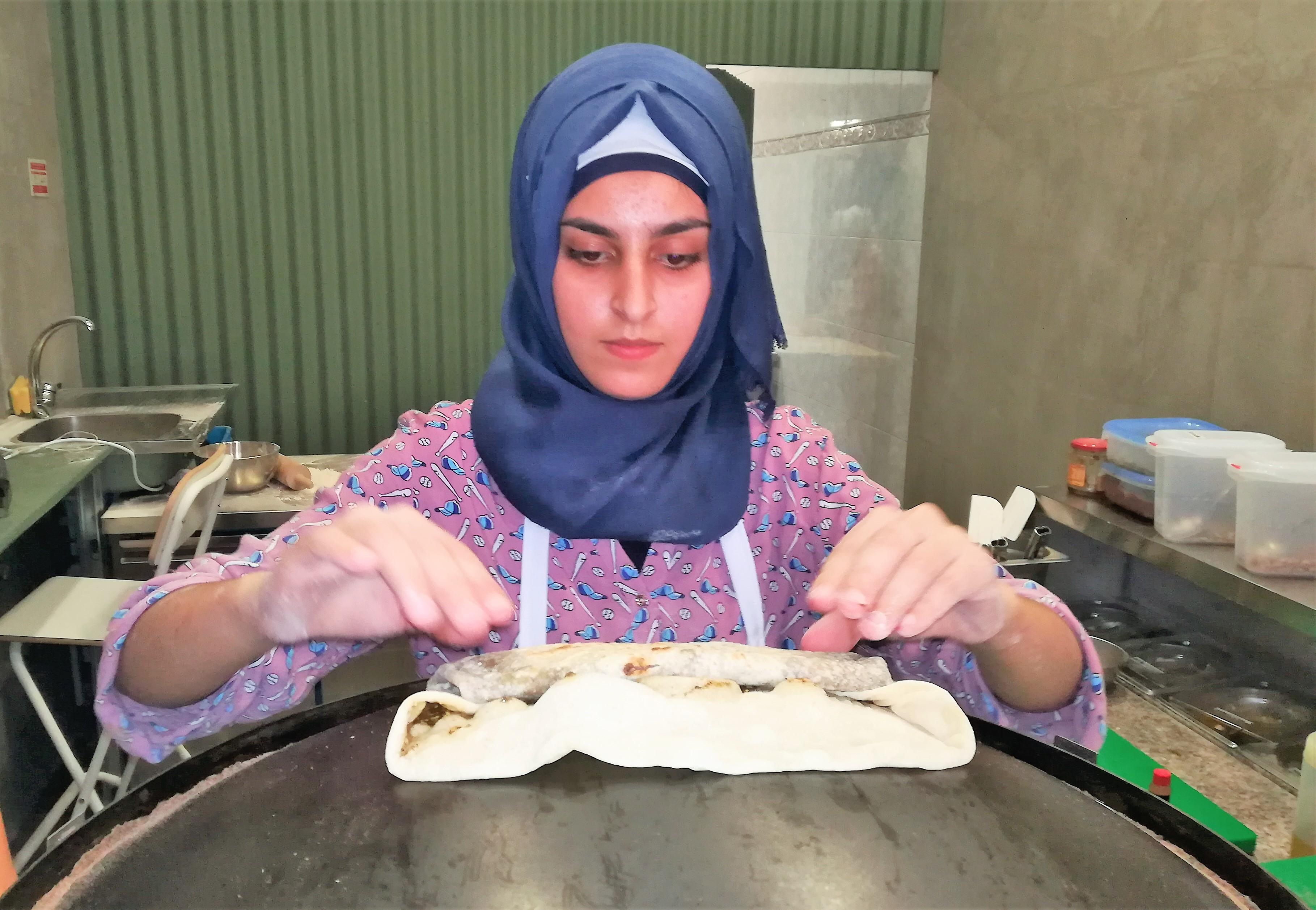 As sandes libanesas que todos querem provar