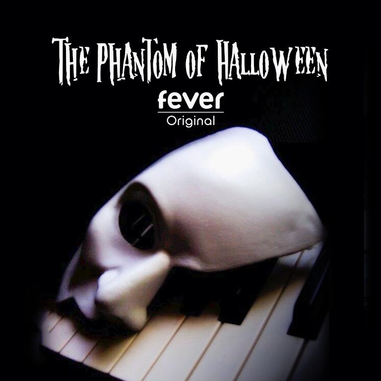 O Fantasma da Ópera vai assombrar o teu Halloween!