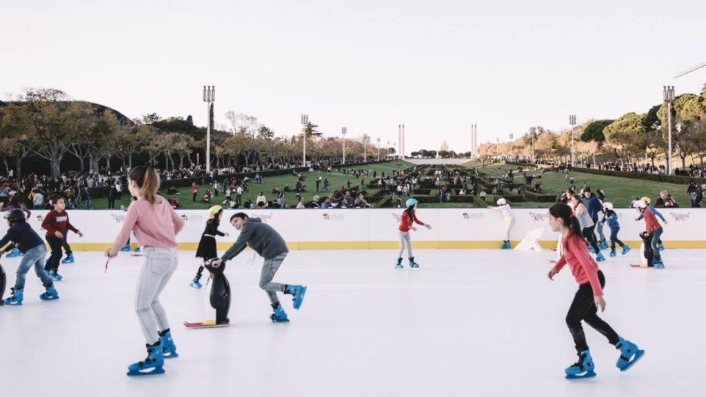 6 pistas de gelo em Lisboa (e arredores) para dares umas piruetas