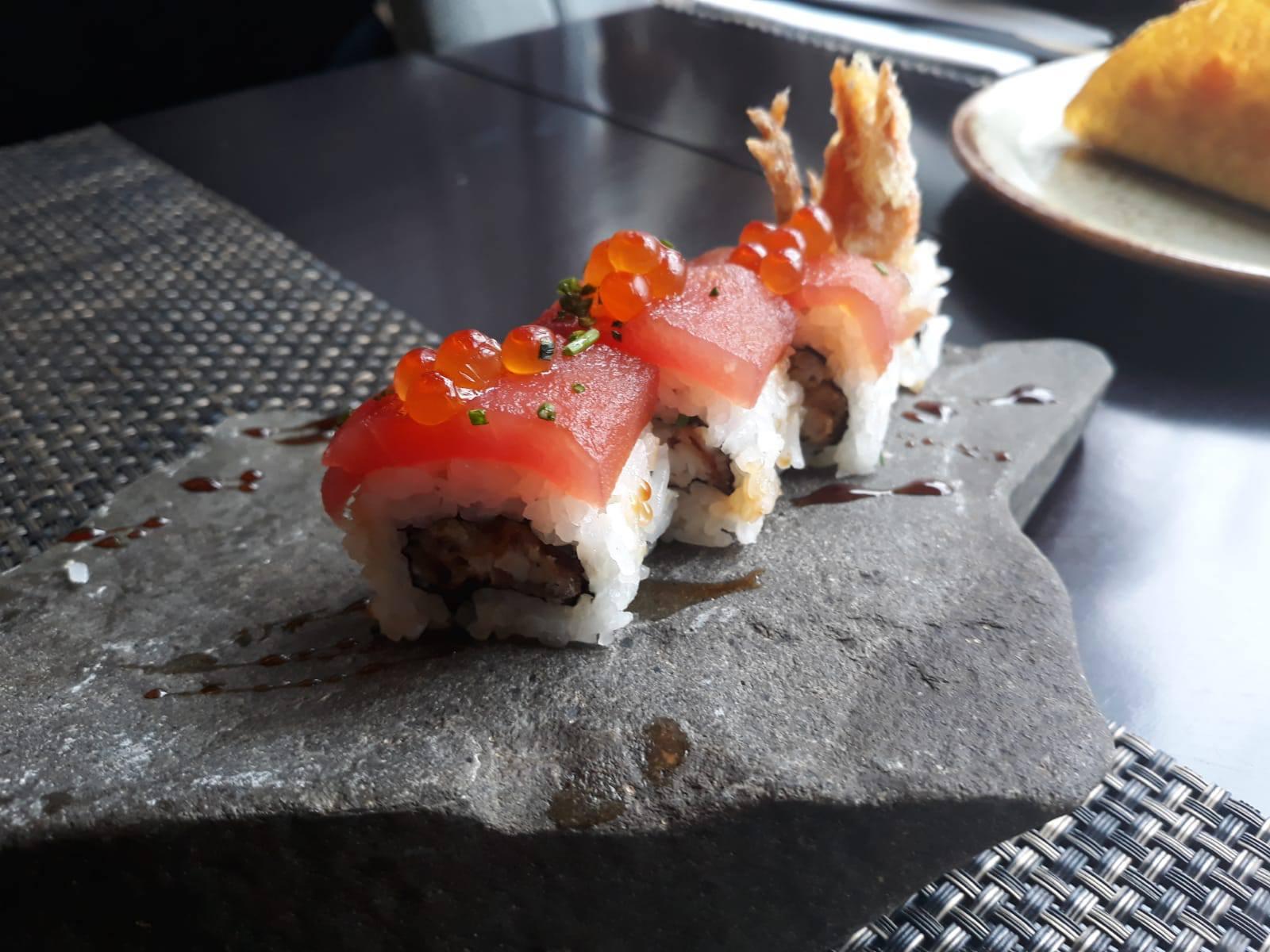 Tsubaki Marquês: o novo paraíso do sushi com all you can eat a 16,5€