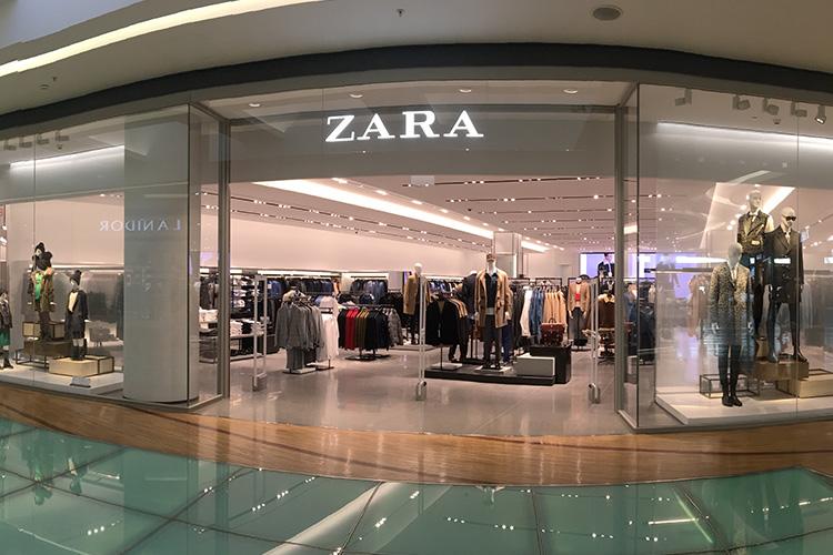O Black Friday da Zara dá 20% de desconto em todas as compras