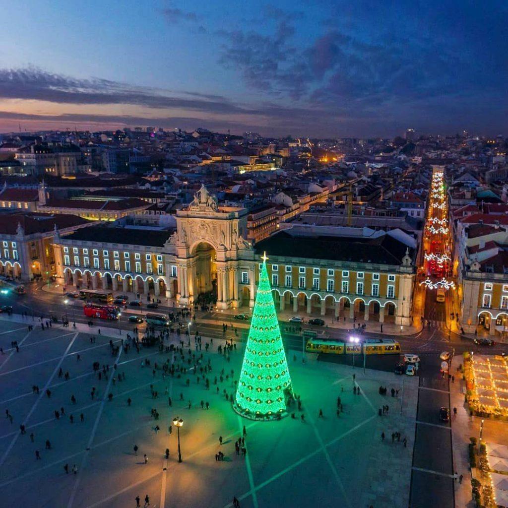 É já este sábado que Lisboa acende as luzes de Natal