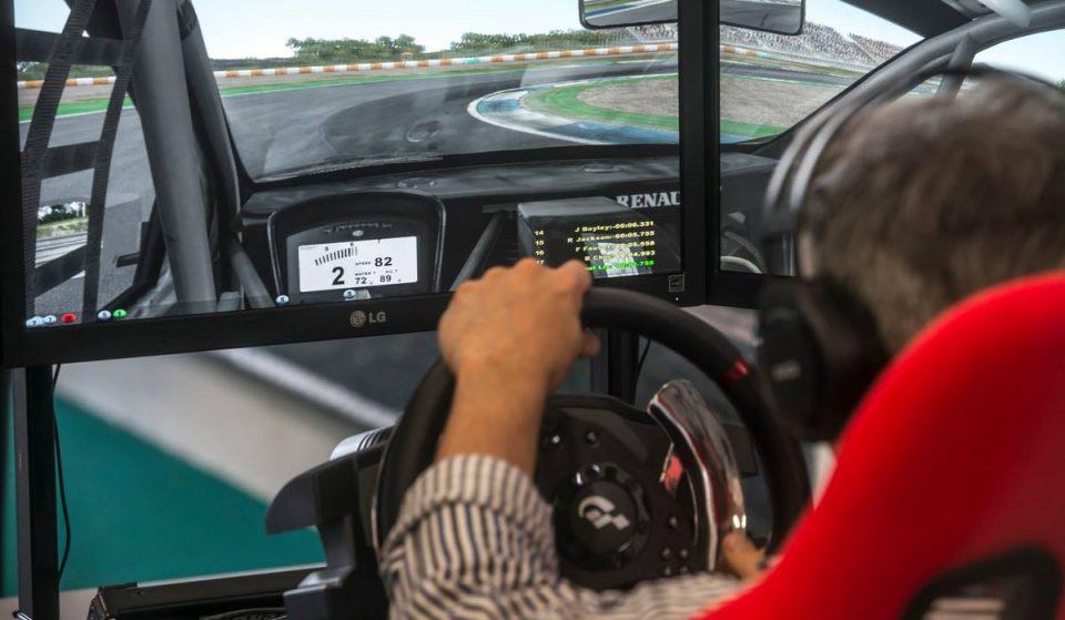 Autódromo Virtual de Lisboa: prego a fundo e adrenalina ao máximo