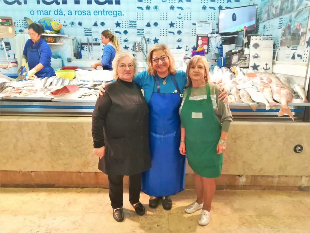 Vendedoras do Mercado da Ribeira: os rostos e as histórias da tradição