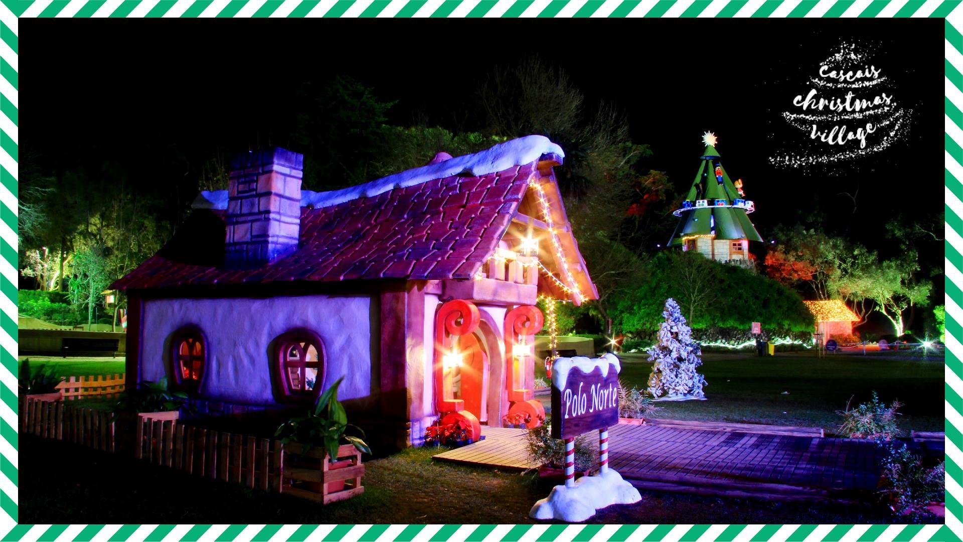 Falta menos de um mês para o início da Vila Natal de Cascais