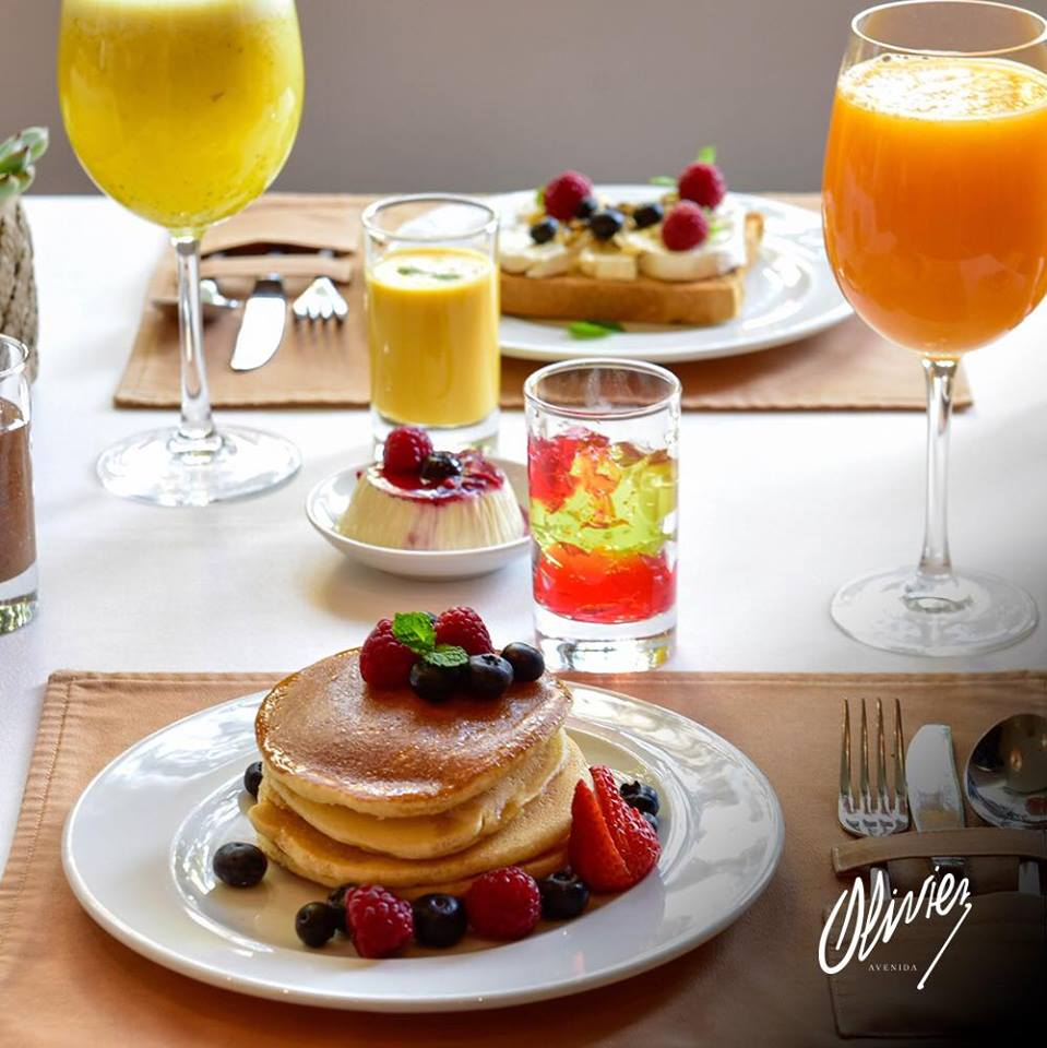 O brunch de domingo está de regresso ao Olivier Avenida