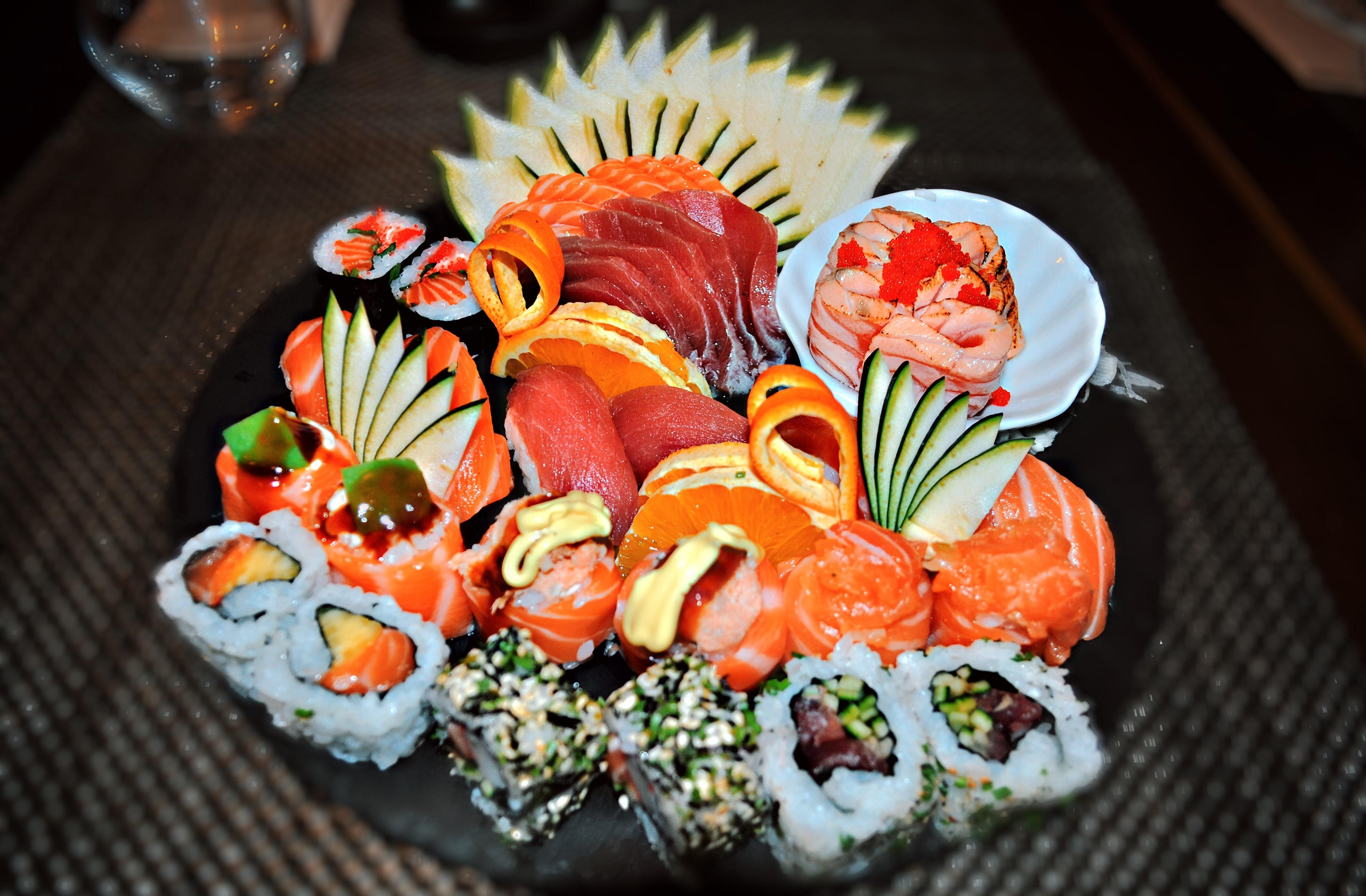 KOI Sushi Saldanha: Fusão e tradição com um toque de mestre