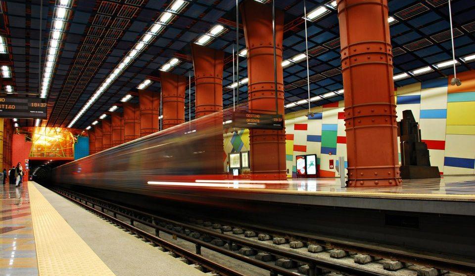 Passagem de Ano: o Metro vai funcionar toda a noite