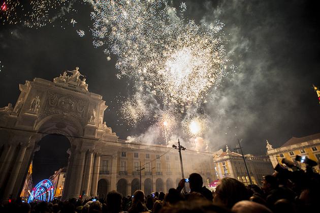 Os festejos de Ano Novo vão condicionar o trânsito durante três dias