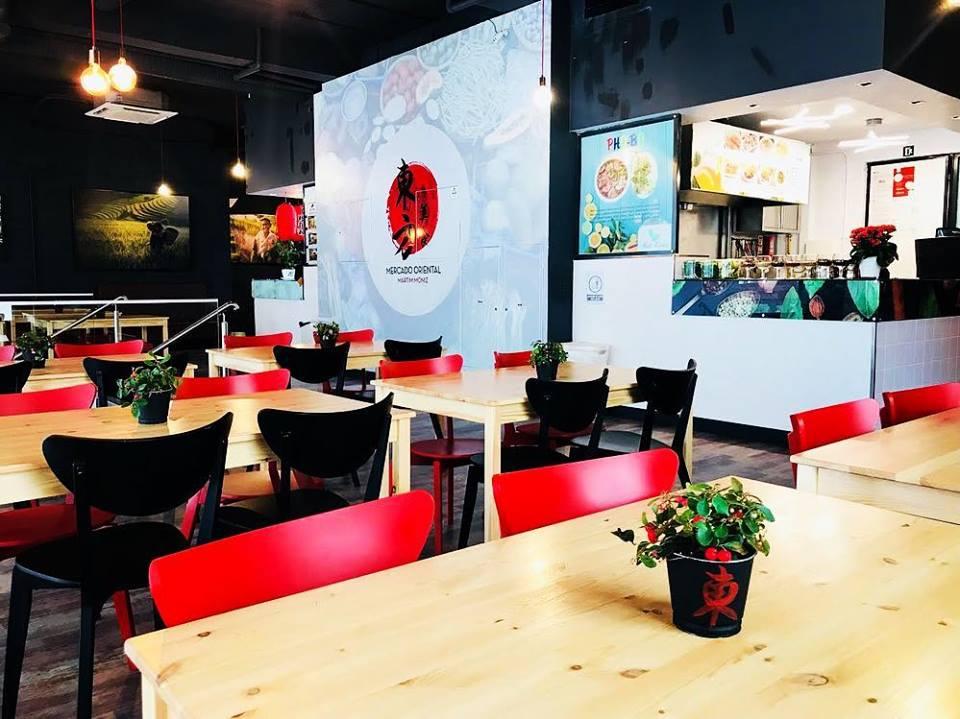 O Martim Moniz ganhou um Mercado Oriental com restaurantes asiáticos