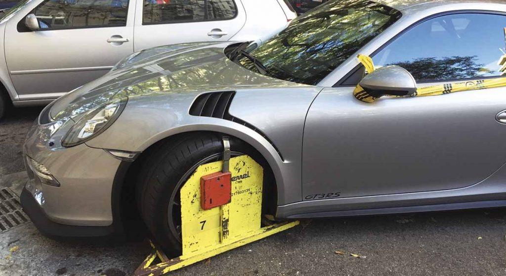 O teu carro foi bloqueado? AChauffeur Privédá-te um voucher de 100€